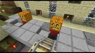 [Minecraft] 雙向雙軌車站簡介