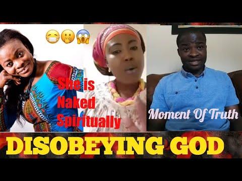 Christian Women in Ghana Disobeying God and Jesus - Evangelist Addai