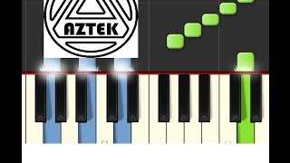 Stylo G ft Gyptian My Number One Easy Piano Tutorial