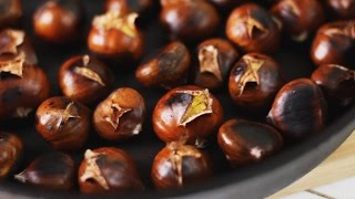 How To Roast Chestnuts On Stove Top