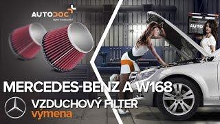 Úplný zoznam videí k údržbe MERCEDES-BENZ Trieda A od AUTODOC CLUB