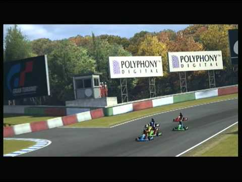 Torneo Online Gran Turismo 5 Copa Gene Karting MundoGT - GT5 Autum Ring