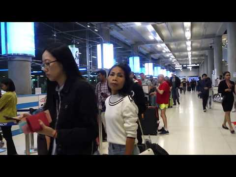 Buy Sim Card in  Suvarnabhumi Airport (Thailand)