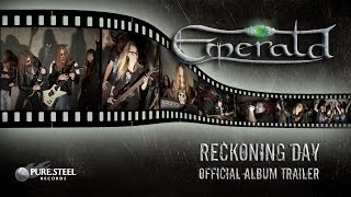"""EMERALD - """"Reckoning Day"""" Official Album Trailer"""