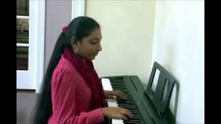 Al Yazmalim Piano (cover) by Pragna