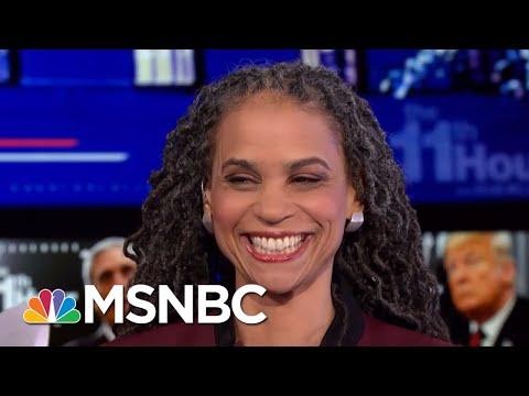 Maya Wiley: If I'm President Trump I'm Losing Sleep & Dreaming Stripes. | The 11th Hour | MSNBC