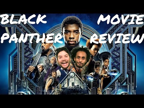 BLACK PANTHER Review - The MOVIE PASSengers NO SPOILERS