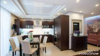 Top 100 kitchen POP ceiling design ideas 2019 catalogue
