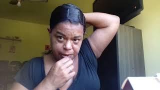 Como faço touca nos cabelos e mostrando meus dedos que um está dormente e o outro perdendo a unha😂😂😂