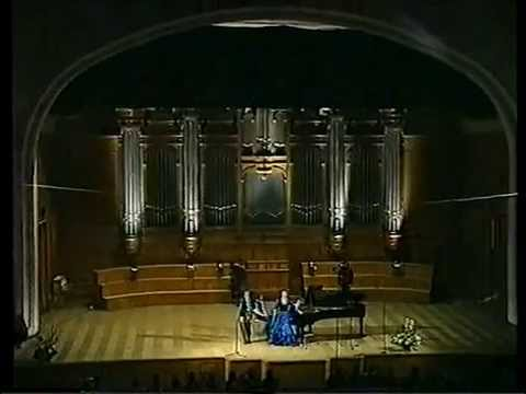 "Maxim Fedotov Galina Petrova Tchaikovsky ""Romeo and Juliet"" Great Hall Moscow"