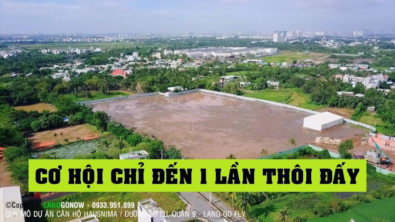 Quy mô dự án căn hộ Hausnima Quận 9 – Lò Lu Ơi ✔