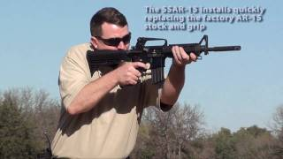 Bump Fire Stocks - AR15 - SSAR-15 - Slide Fire - Freedom Unleashed