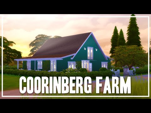 The Sims 4 Speed Build - Coorinberg Farm