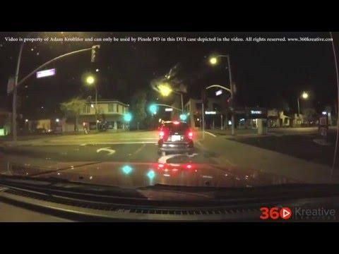 Cops Take Down Drunk Driver