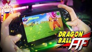 El mejor MOD de Dragon Ball para PS VITA y PSP!