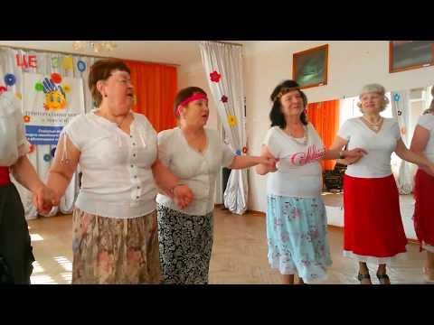 Танец - Ой, біда, біда, а я баба молода. Для тех кому за 60