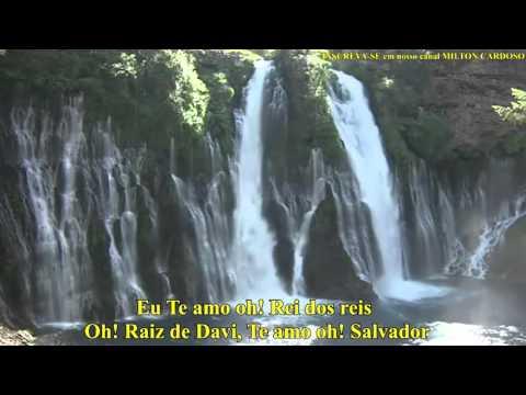 Milton Cardoso - Eu amo a Tua Lei (LYRIC)