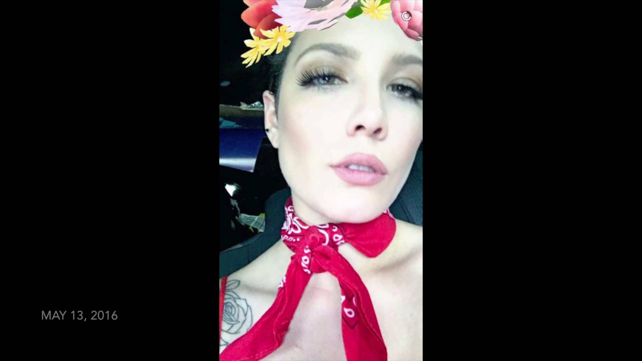 Snapchat Halsey Braless naked (57 photo), Tits, Sideboobs, Twitter, legs 2018