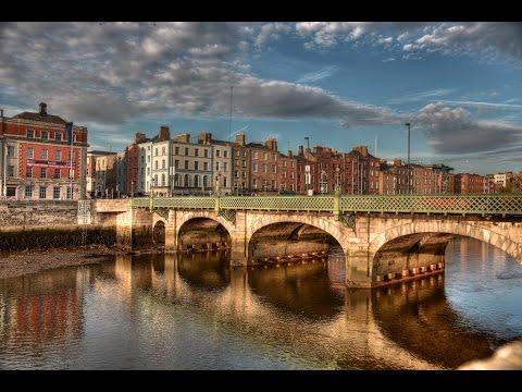 Dublin City tour , Ireland