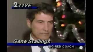 NFL St Louis Cardinals Last game 1987