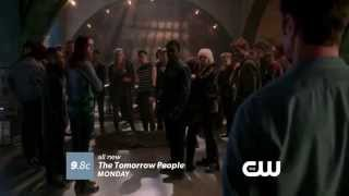 The Tomorrow People 1x21 Extended Promo 'Kill Switch' (HD)