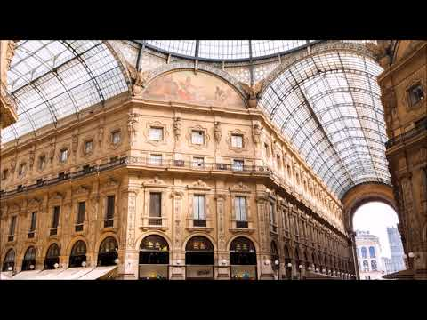 Vittorio Emanuele Gallery – walk through – Milan | Audio Guide | MyWoWo (Travel App)