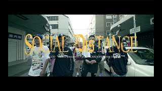 壽, P-GOD, Akiito Brigante, JAP & SCARDOPE (Thug Family) - Social Distance (Prod. GENJU)