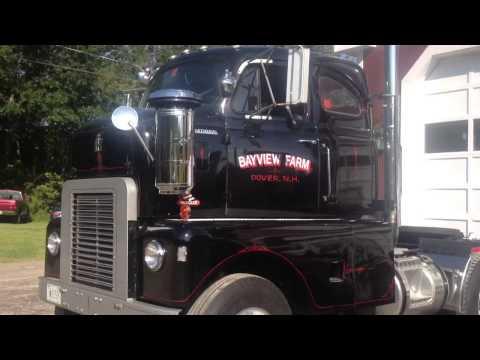 1955 IH International RDFC405 RDFC-405 Emeryville Truck