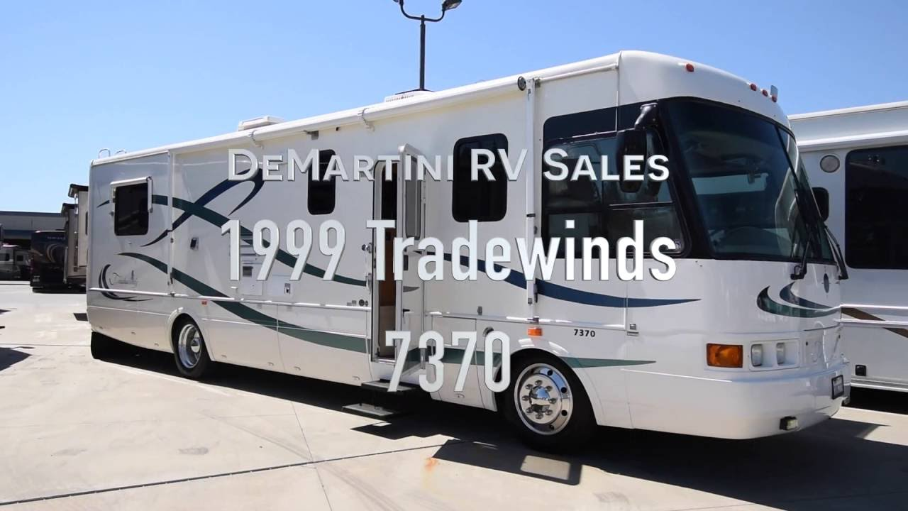medium resolution of 1999 national rv tradewinds 7370 class a diesel motorhome walk rh youtube com ppl motor homes 2000 bigfoot motorhome