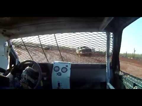 Proctor Speedway Hornet Heat Race 5/8/16