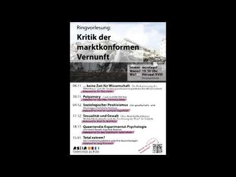 Prof. Dr. Rolf Pohl: Sexualität und Gewalt - Über Männlichkeitskrisen, Weiblichkeitsabwehr...из YouTube · Длительность: 1 час43 мин49 с