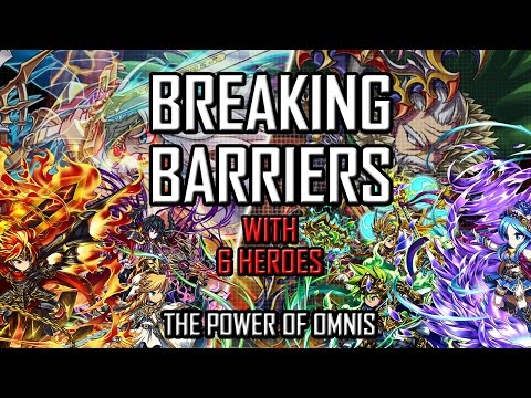 BREAKING BARRIERS With 6 HEROES! But, Oh WAIT! Phonecall...