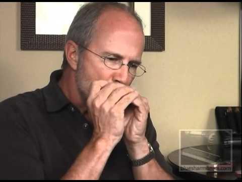 Speed Playing - Buddy Greene Interview for BluesHarmonica.com Sample