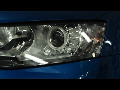 Лампы, применяемые в автомобиле Шкода Октавия А5 седан