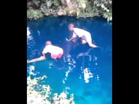 #Gabon - Alerte environnementale! Population menacée par la pollution d'un lac par SIAT