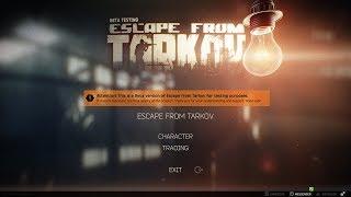 やっぱこれだねー超硬派FPS Escape from TARKOV...