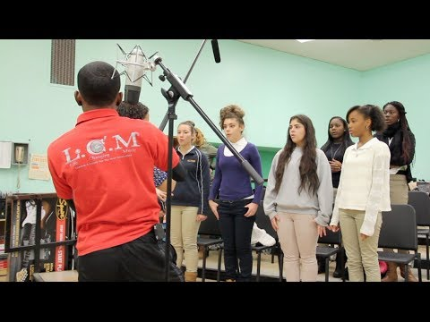 LCM Production at Channel View School For Research