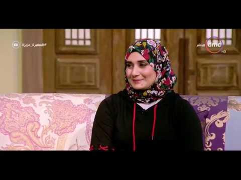 السفيرة عزيزة - لقاء مع .. أول سيدة تعمل بمهنة التنجيد أفرنجي ' أميرة سالم '