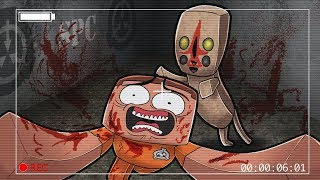Minecraft - SCP 173 ESCAPES THE VAULT! (SCP CONTAINMENT BREACH)
