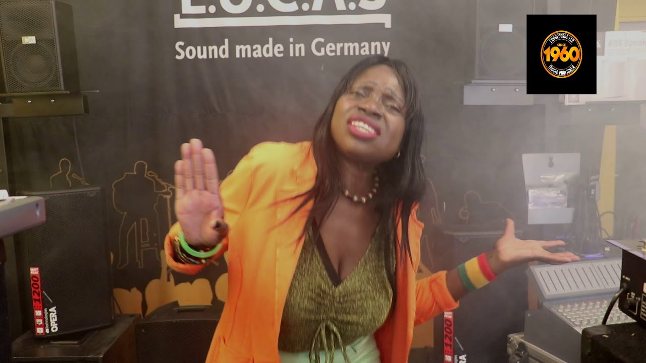 Download Interview with  Africa's Queen of reggae - Evi Edna Ogholi (Talk Show)