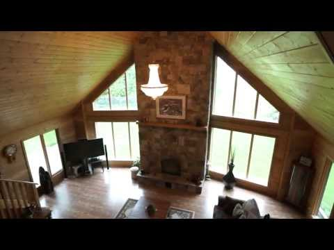Country Lakefront Home For Sale! 83 Lessard Lake Estates, Alberta