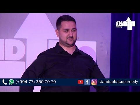 Cəmil Məmmədli (Stand UP Baku 5-ci şou)