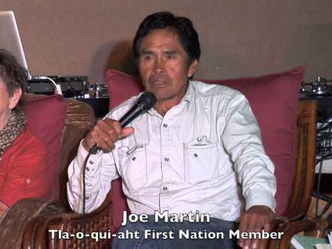 20 Yr Reunion Clayoquot '93 Blockade Panel Discussion