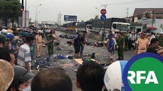 Giao thông tại Việt Nam: bẫy chết người từ nhiều phía