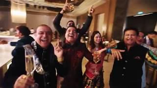 Grandiose Indian Wedding at Fairmont Baku, Flame T...