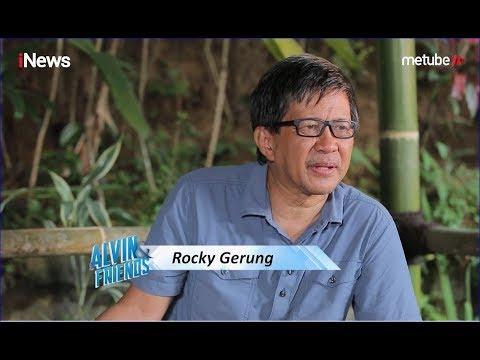 Ditanya Lawan Terberat Debat, Rocky Gerung: Tak Ada yang Setara Part 01 - Alvin & Friends 17/06