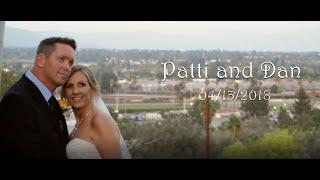 Patti and Dan Wedding