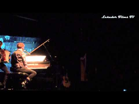 """Patrick Wolf *H.D* 27.01.2013 FULL SHOW (90 min.!!) """"10 Years Tour"""" in Barcelona (Leñador Films)"""