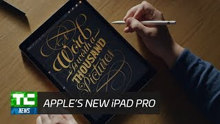 Apple unveils the new iPad Pro at WWDC