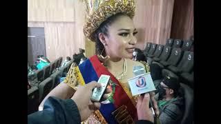 UPEA corona a sus representantes de belleza 2020-2021